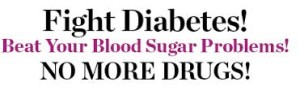 solution to diabetic conditions