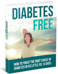 Diabetes Free program ebook