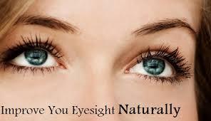 improve your eyesight