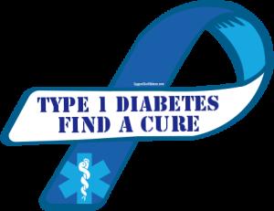 type-1-diabetes-ribbon
