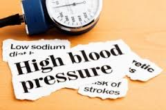 blood pressure cure