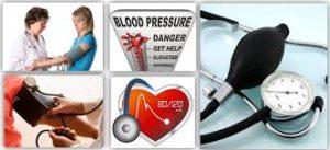 blood pressure correct