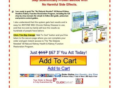 all natural kidney health and kidney function restoration guide - 3-the-the-all-natural-kidney-health-kidney-function-restoration-program-homepage