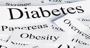 type 2 diabetes happens because your pancreas has stopped producing insulin or that your body has become resistant to the effects of insulin which causes glucose to be elevated in the blood (known as hyperglycemia) .