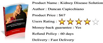 kidney disease solution guide