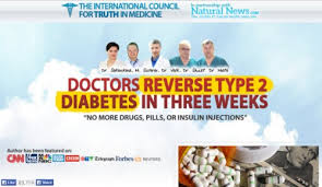 The 7 steps to Health and the big diabetes lie review