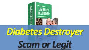 diabetes destroyer guide