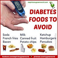 What Foods Types Should Diabetic Patient Avoid