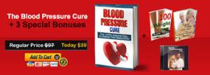 blood pressure cure