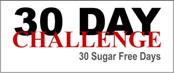 30 sugar free days challenge sugar