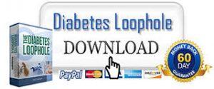 Diabetes loophole eBook